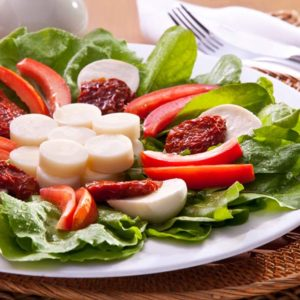 Salada do Chef