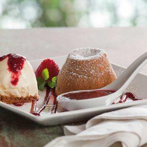 Petit-Gâteau de Doce de Leite