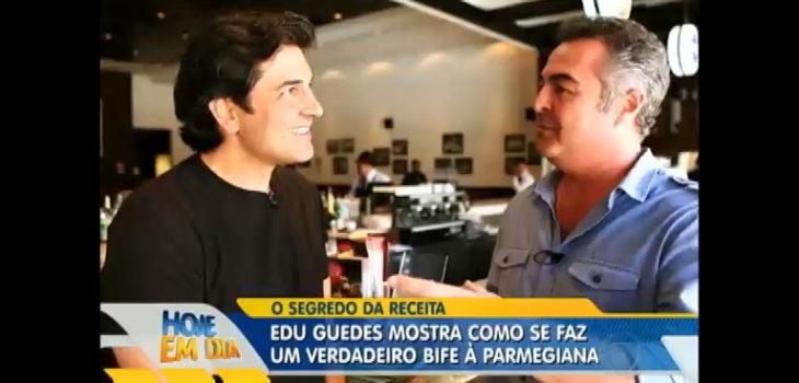 Filé a Parmegiana no Segredo da Receita com Edu Guedes